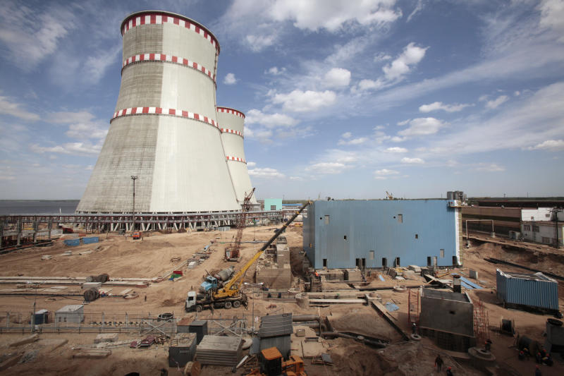 Russia nuclear power