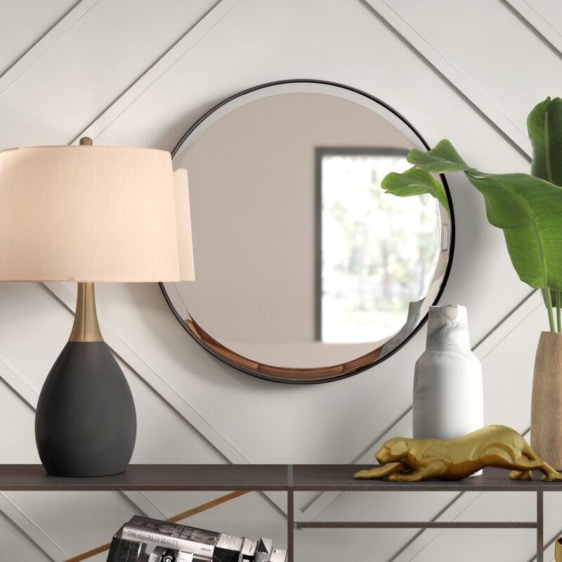 """<h2>Mercury Row Colton Beveled Accent Mirror</h2><br><strong>Flash Deal: 50% off</strong><br>Mirror mirror on the wall, what's the best Way Day deal of them all? We don't have an exact answer to that, but we will say the discount on this chic accent mirror is a hard one to beat. <br><br><em>Shop</em> <strong><em><a href=""""https://www.wayfair.com/brand/bnd/mercury-row-b33808.html"""" rel=""""nofollow noopener"""" target=""""_blank"""" data-ylk=""""slk:Mercury Row"""" class=""""link rapid-noclick-resp"""">Mercury Row</a></em></strong><br><br><strong>Mercury Row</strong> Colton Beveled Accent Mirror, $, available at <a href=""""https://go.skimresources.com/?id=30283X879131&url=https%3A%2F%2Fwww.wayfair.com%2Fdecor-pillows%2Fpdp%2Fmercury-row-colton-beveled-accent-mirror-mcrw5919.html"""" rel=""""nofollow noopener"""" target=""""_blank"""" data-ylk=""""slk:Wayfair"""" class=""""link rapid-noclick-resp"""">Wayfair</a>"""