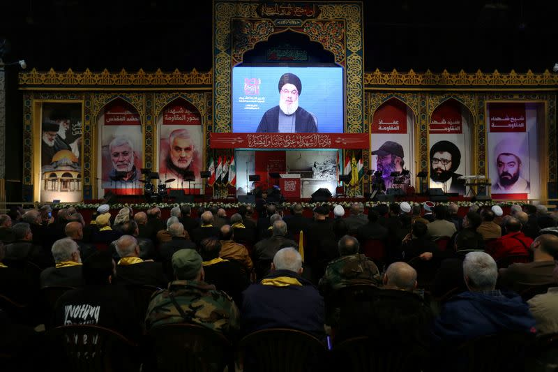 Crisis puts Lebanon's survival at stake, Hezbollah warns