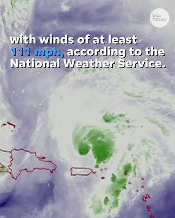 Most powerful hurricane in US history was a nameless storm that rocked Florida on Labor Day 1935