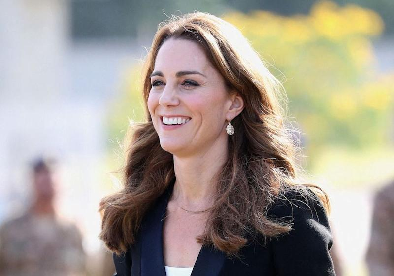 Kate Middleton valide la tendance du cardigan
