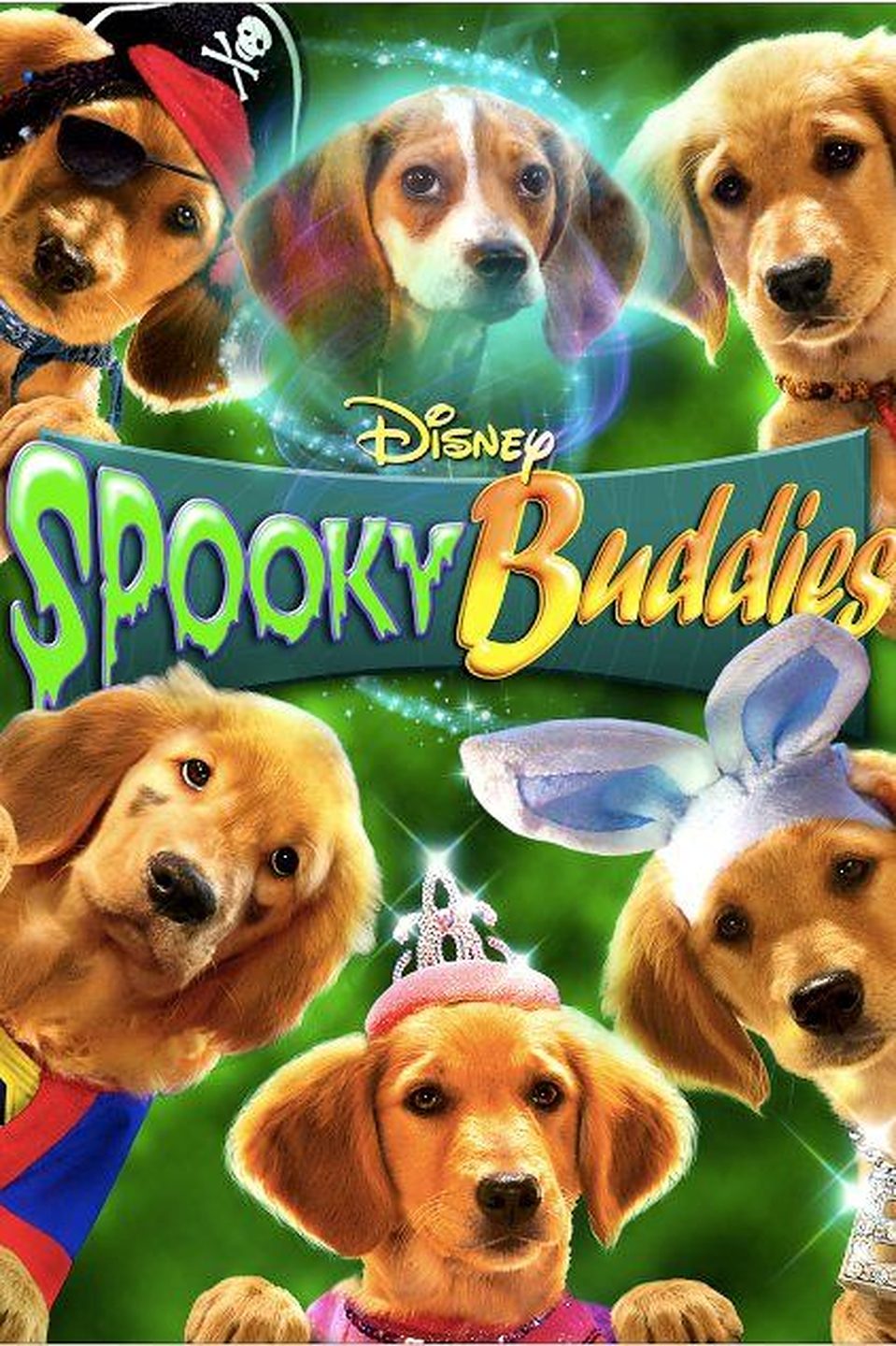 """<p>Who can say no to puppies saving the world while also wearing adorable <a href=""""https://www.goodhousekeeping.com/holidays/halloween-ideas/g4564/scary-halloween-costumes/"""" rel=""""nofollow noopener"""" target=""""_blank"""" data-ylk=""""slk:Halloween costumes"""" class=""""link rapid-noclick-resp"""">Halloween costumes</a>? The fifth installment of the <em>Air Buddies</em> franchise follows the Buddies on a quest to stop Warwick the Warlock from unleashing the no-good hound ghosts in their town.</p><p><a class=""""link rapid-noclick-resp"""" href=""""https://go.redirectingat.com?id=74968X1596630&url=https%3A%2F%2Fwww.disneyplus.com%2Fmovies%2Fspooky-buddies%2Fizr8dMz5EK6A&sref=https%3A%2F%2Fwww.goodhousekeeping.com%2Flife%2Fentertainment%2Fg33651563%2Fdisney-halloween-movies%2F"""" rel=""""nofollow noopener"""" target=""""_blank"""" data-ylk=""""slk:WATCH NOW"""">WATCH NOW</a></p>"""