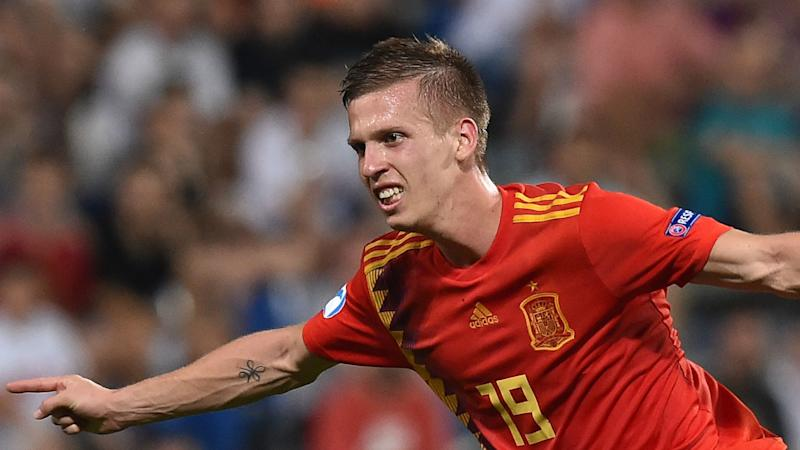 Olmo: Playing for Spain has always been my dream