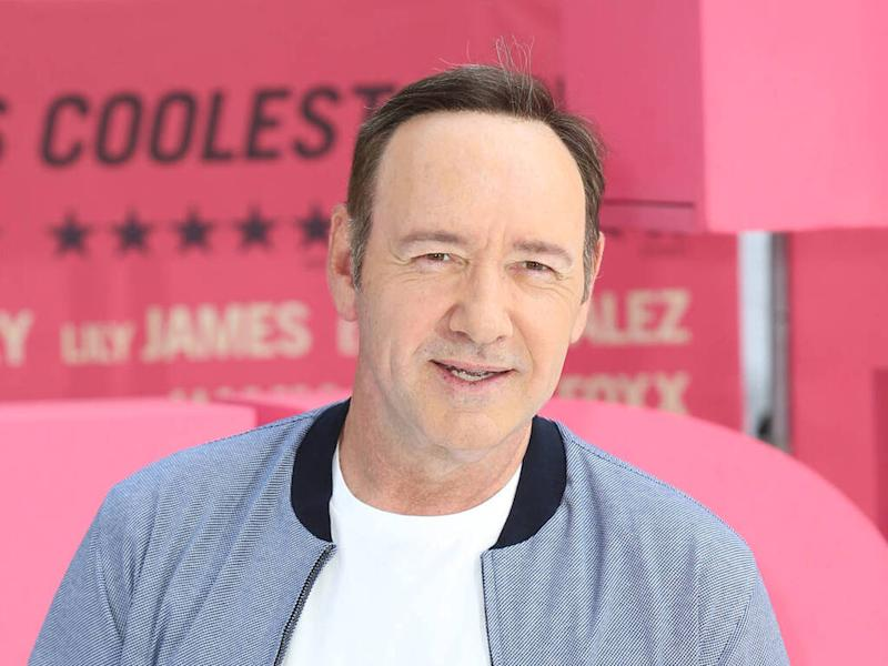 Kevin Spacey sued over Anthony Rapp sexual assault