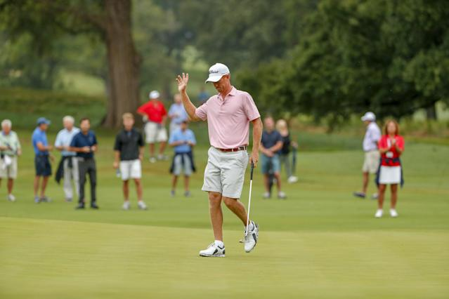 "<h1 class=""title"">2018 U.S. Mid-Amateur</h1> <div class=""caption""> O'Connell's on-again, off-again dreams of success in pro golf are on hold for a little while longer. </div> <cite class=""credit"">Copyright USGA/Chris Keane</cite>"