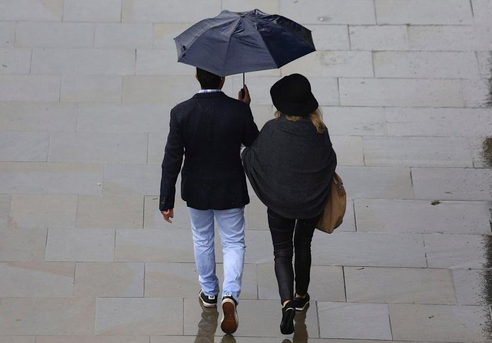 Heavy showers and thunderstorms are forecast for parts of the UK (Philip Toscano/PA) (PA Archive)