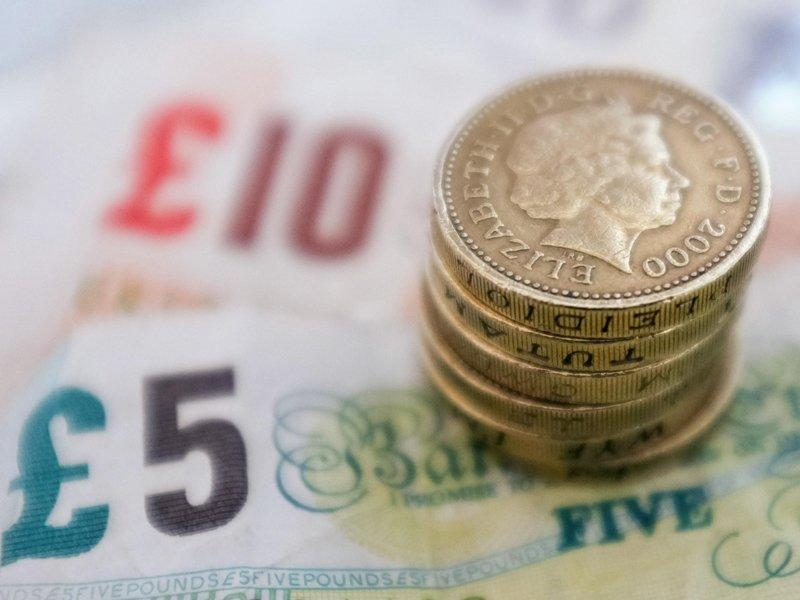 Fears for pound after downgrade