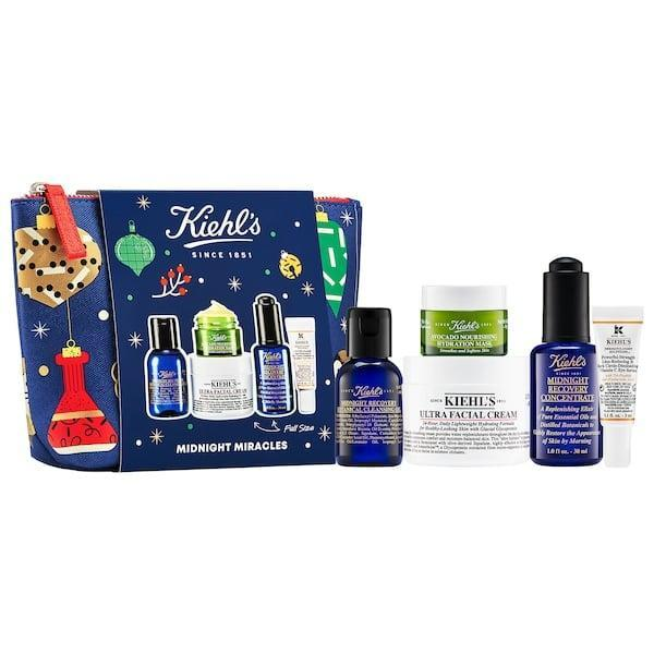 <p>This <span>Kiehl's Since 1851 Midnight Miracles</span> ($59, originally $78) makes a nice overnight skin-care routine reset.</p>