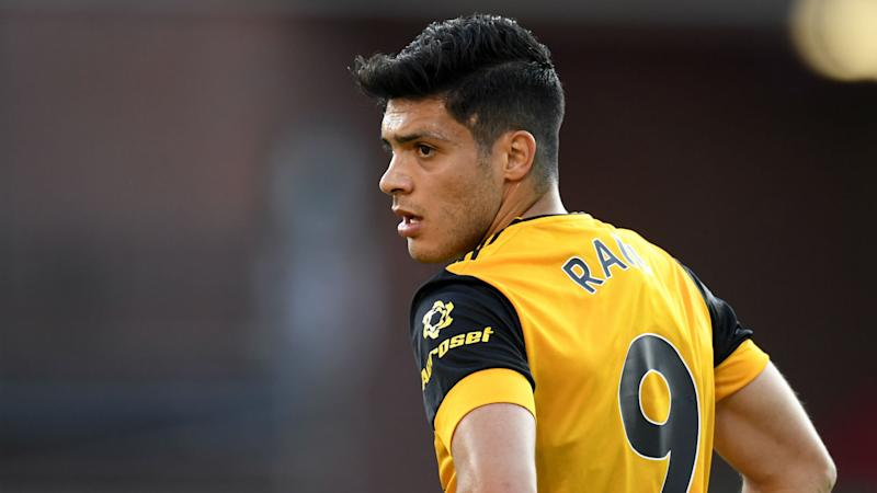 Man Utd & Juventus-linked Jimenez 'open to everything' as Mexican striker makes Wolves admission