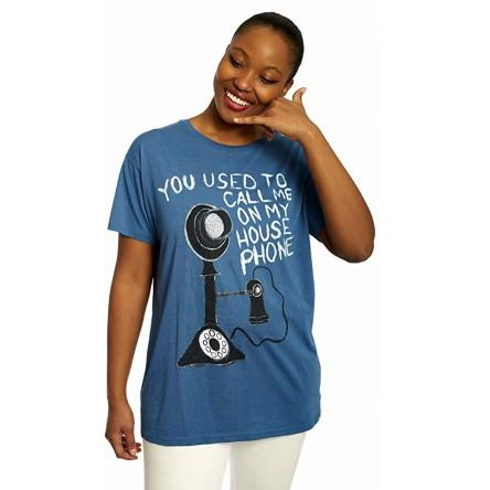 Dubgee By Whoopi House Phone tee. (Photo: Amazon)