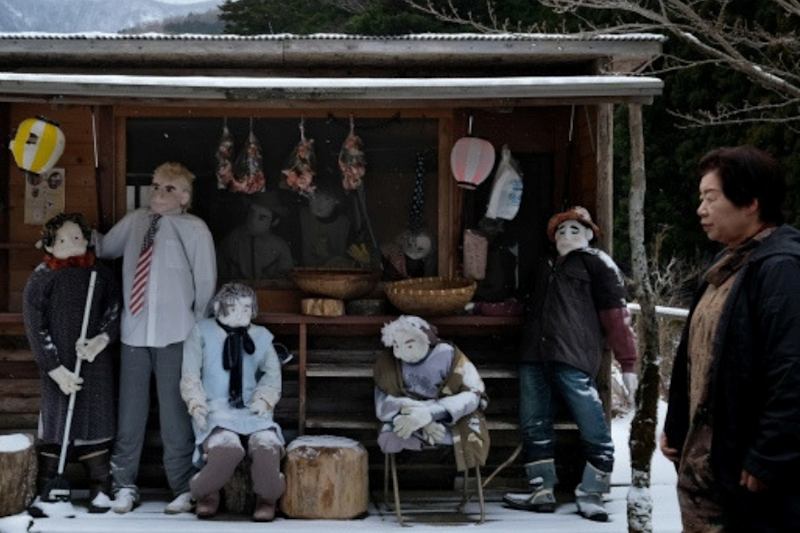 Scarecrow City: Life-Sized Dolls Outnumber Humans By Ten Times In this Japan Village