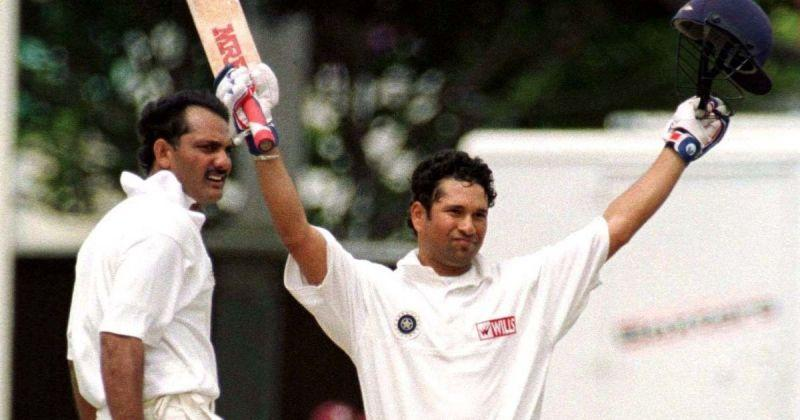 Sachin Tendulkar and Mohammad Azharuddin had a memorable partnership in Cape Town