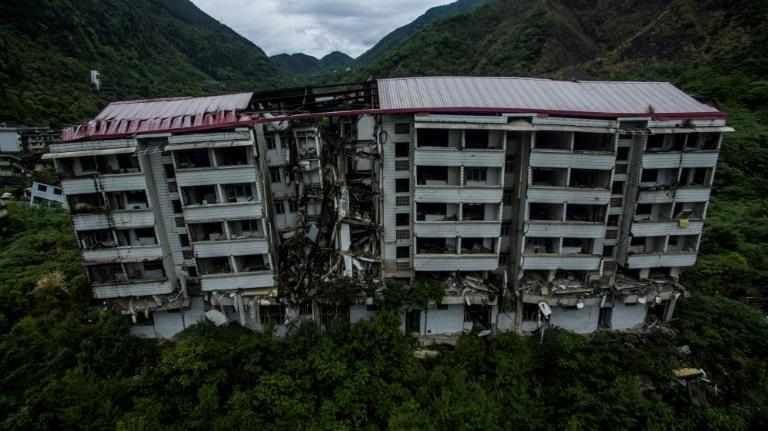 Tens of thousands of people died in the 2008 Sichuan earthquake