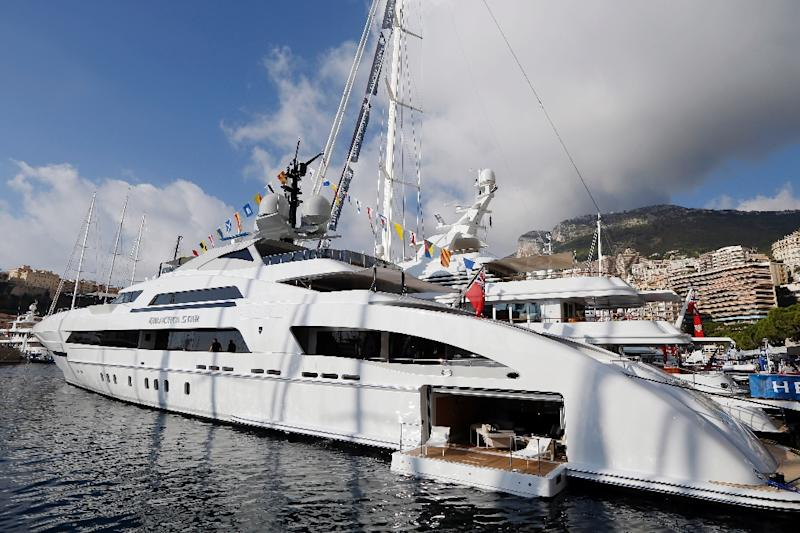 """US authorities plan to confiscate the """"Galactica Star"""" a yacht owned by a Nigerian oil executive, in an effort to recoup funds earned through a dirty contracts awarde by Nigeria's former oil minister"""
