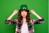 <p>This phrase is always uttered on St. Patrick's Day, whether you're Irish or not. Its origins are said to come from the Blarney Stone, which people kiss for good luck.</p>