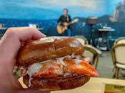 """<p><strong><a href=""""https://www.yelp.com/biz/the-happy-lobster-chicago"""" rel=""""nofollow noopener"""" target=""""_blank"""" data-ylk=""""slk:The Happy Lobster"""" class=""""link rapid-noclick-resp"""">The Happy Lobster</a>, Chicago</strong></p><p>""""There were good chunks of lobster in the sammies including whole claws. The meat was cooked perfectly and was quite sweet and succulent."""" – Yelp user <a href=""""https://www.yelp.com/user_details?userid=B0HexfN1tarLKbIcxvh4dA"""" rel=""""nofollow noopener"""" target=""""_blank"""" data-ylk=""""slk:Charisse B."""" class=""""link rapid-noclick-resp"""">Charisse B.</a> </p><p>Photo: Yelp/<a href=""""https://www.yelp.com/user_details?userid=plZt-88namEpQt_G5mSe4w"""" rel=""""nofollow noopener"""" target=""""_blank"""" data-ylk=""""slk:Alex A."""" class=""""link rapid-noclick-resp"""">Alex A.</a></p>"""
