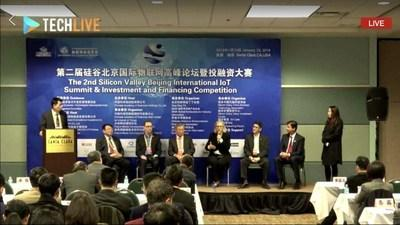 At the 2nd Silicon Valley Beijing International IoT Summit, a panel of experts and industry leaders discuss the global advance of the Internet of Things and what this means for businesses