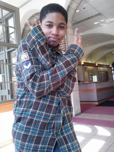 PHOTO: Tamir RIce is seen in this undated photo provided by his family. (Courtesy Rice Family)