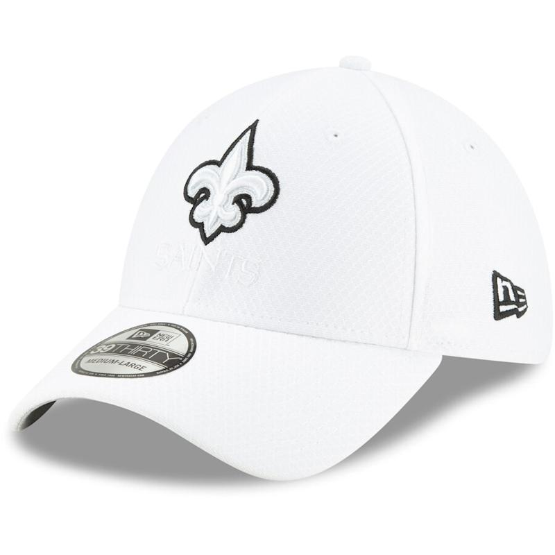 Saints 2019 NFL Sideline Flex Hat