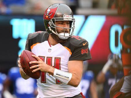 23c63e7fa473aa FILE PHOTO: Nov 18, 2018; East Rutherford, NJ, USA; Tampa. NFL: Tampa Bay  Buccaneers at New ...