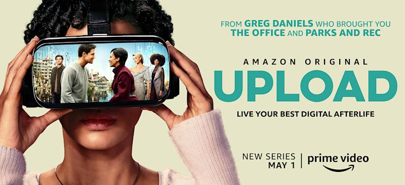 Greg Daniels' highly anticipated new sci-fi comedy launches on Amazon Prime Video Friday 1 May 2020.