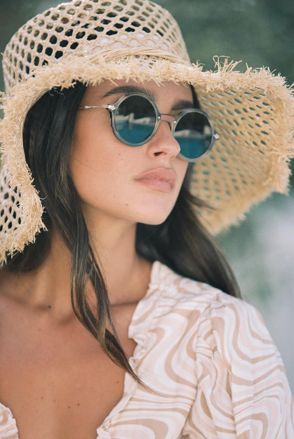 """<p>Inspired by nature, Paeo Los Angeles presents their timeless collection of sunglasses. Each pair is artfully crafted to provide lasting comfort whilst keeping style at the forefront of their designs. The brand invites you to become part of their community, allowing you to be inspired and authentically express yourself. <a href=""""https://paeola.com/"""" rel=""""nofollow noopener"""" target=""""_blank"""" data-ylk=""""slk:paeola.com"""" class=""""link rapid-noclick-resp"""">paeola.com</a></p> <p><em>Follow them on Instagram</em> <a href=""""https://www.instagram.com/paeolosangeles/?hl=en"""" rel=""""nofollow noopener"""" target=""""_blank"""" data-ylk=""""slk:@paeolosangeles"""" class=""""link rapid-noclick-resp""""><em>@paeolosangeles</em></a></p>"""