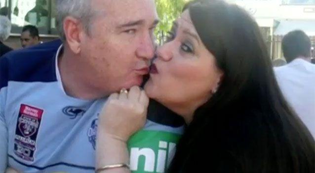 Mr and Mrs Galvin. Source: 7 News
