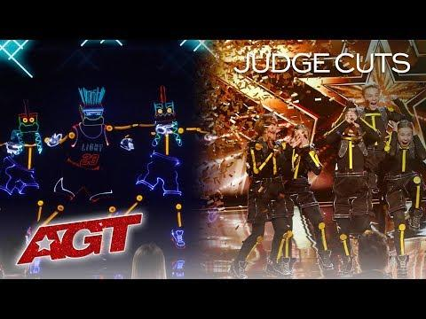 "<p>The judge cuts round was really when the Light Balance Kids brought it. While showing off some insane neon glow-in-the-dark effects, the dancers performed a super synchronized routine that guest judge Ellie Kemper absolutely loved – in fact, she loved it so much, that she ended up awarding her golden buzzer to the young contestants. What's more, Simon also gave the dancers a shoutout for their level of commitment. </p><p><a href=""https://www.youtube.com/watch?v=bIeUs2WrbYo"">See the original post on Youtube</a></p><p><a href=""https://www.youtube.com/watch?v=bIeUs2WrbYo"">See the original post on Youtube</a></p><p><a href=""https://www.youtube.com/watch?v=bIeUs2WrbYo"">See the original post on Youtube</a></p><p><a href=""https://www.youtube.com/watch?v=bIeUs2WrbYo"">See the original post on Youtube</a></p><p><a href=""https://www.youtube.com/watch?v=bIeUs2WrbYo"">See the original post on Youtube</a></p><p><a href=""https://www.youtube.com/watch?v=bIeUs2WrbYo"">See the original post on Youtube</a></p><p><a href=""https://www.youtube.com/watch?v=bIeUs2WrbYo"">See the original post on Youtube</a></p><p><a href=""https://www.youtube.com/watch?v=bIeUs2WrbYo"">See the original post on Youtube</a></p><p><a href=""https://www.youtube.com/watch?v=bIeUs2WrbYo"">See the original post on Youtube</a></p><p><a href=""https://www.youtube.com/watch?v=bIeUs2WrbYo"">See the original post on Youtube</a></p><p><a href=""https://www.youtube.com/watch?v=bIeUs2WrbYo"">See the original post on Youtube</a></p><p><a href=""https://www.youtube.com/watch?v=bIeUs2WrbYo"">See the original post on Youtube</a></p><p><a href=""https://www.youtube.com/watch?v=bIeUs2WrbYo"">See the original post on Youtube</a></p><p><a href=""https://www.youtube.com/watch?v=bIeUs2WrbYo"">See the original post on Youtube</a></p><p><a href=""https://www.youtube.com/watch?v=bIeUs2WrbYo"">See the original post on Youtube</a></p><p><a href=""https://www.youtube.com/watch?v=bIeUs2WrbYo"">See the original post on Youtube</a></p><p><a href=""https://www.youtube.com/watch?v=bIeUs2WrbYo"">See the original post on Youtube</a></p>"