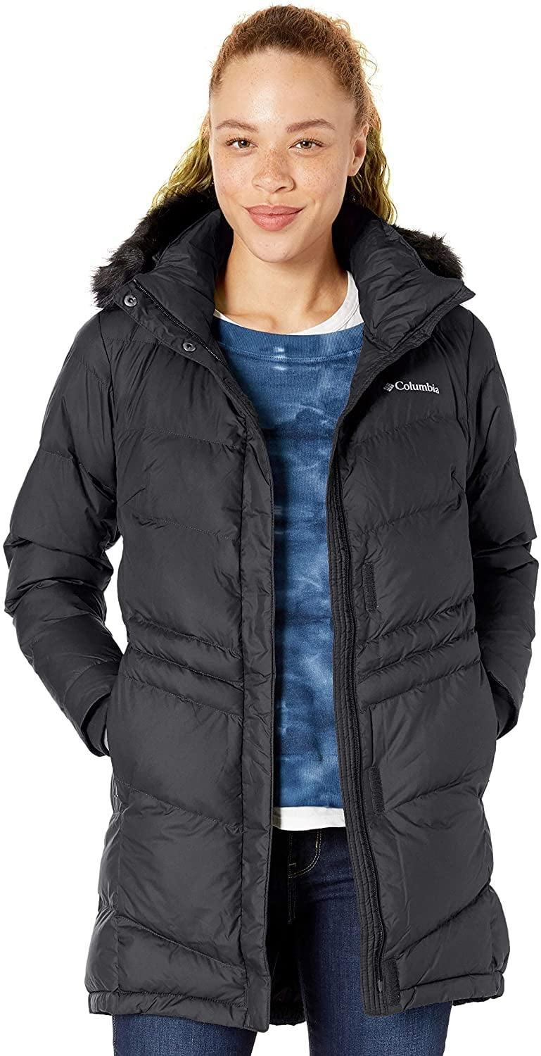 <p><span>Columbia Peak to Park Insulated Jacket</span> ($119)</p>