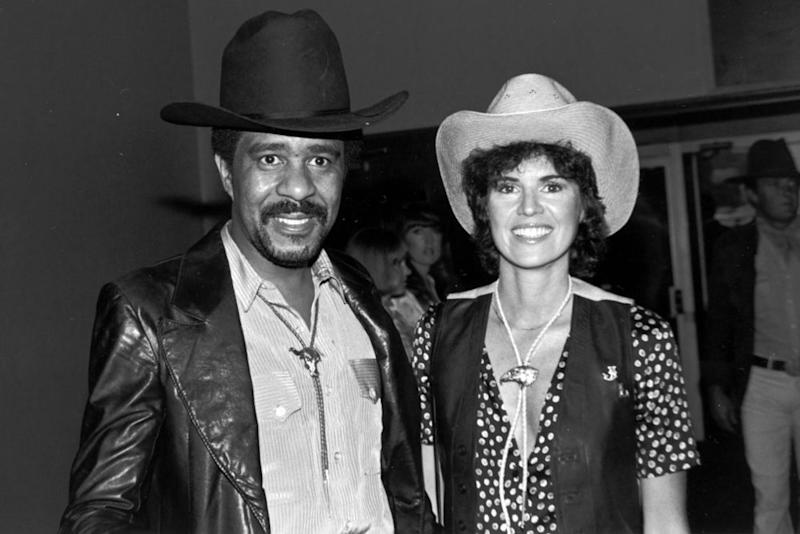 Pryor and Lee in 1979.