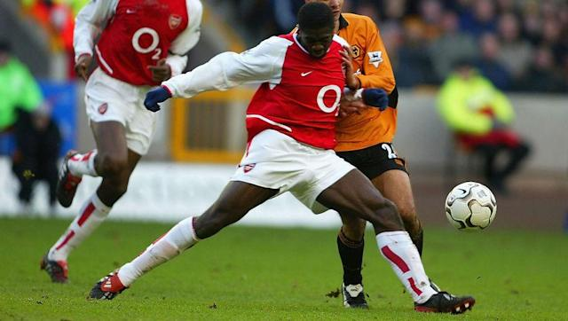 <p>Toure played a monumental role in Arsenal's 'Invincibles' season, and only missed one league game all year.</p> <p>The Ivorian followed the popular Gunners exodus around the end of the '00s decade, and moved to Manchester City.</p> <p>Toure had an indifferent time at the Etihad, but did pick up a league winner's medal in 2012.</p> <p>The defender nearly became the first player to win the Premier League with three clubs in 2014, but Liverpool ultimately finished second behind City.</p>
