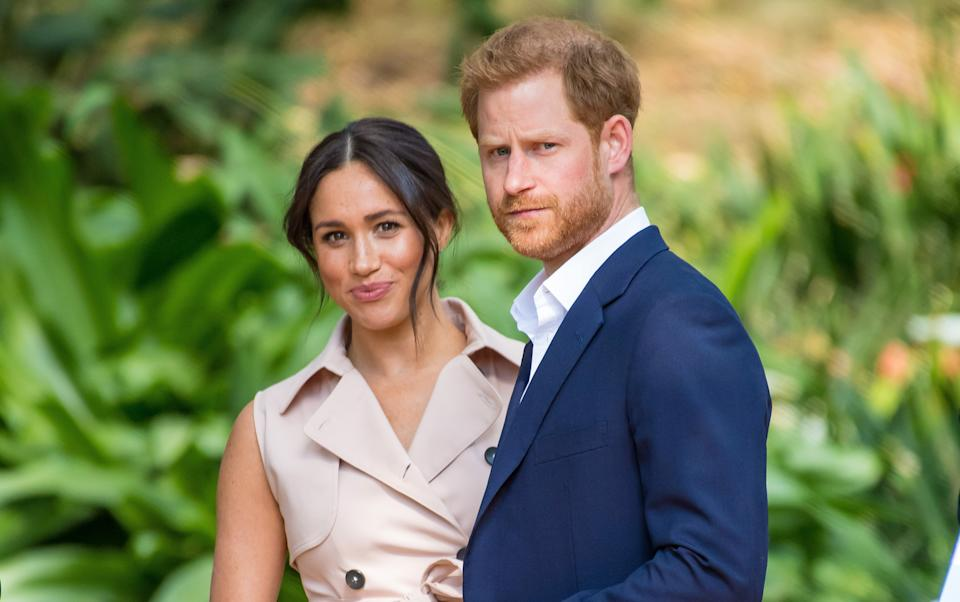 Craig wishes he was braver to defend people, like Harry and Meghan, who get lambasted by people on social media (Photo by DPPA/Sipa USA)