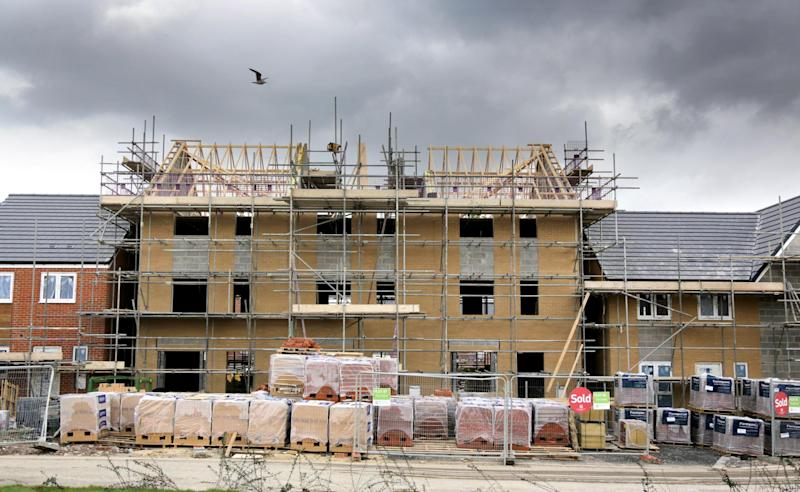 David Cameron's flagship starter homes policy has now been dropped: Getty
