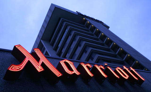 Marriott & Alibaba tap into the lucrative Chinese tourism business together.