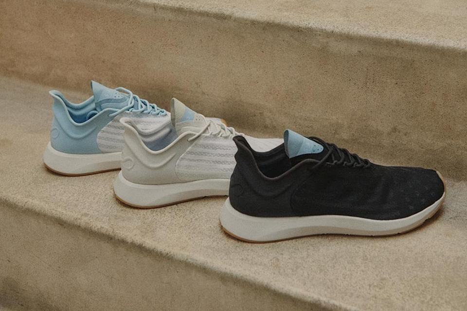 The initial colorways of the Saysh One. - Credit: Courtesy of Saysh