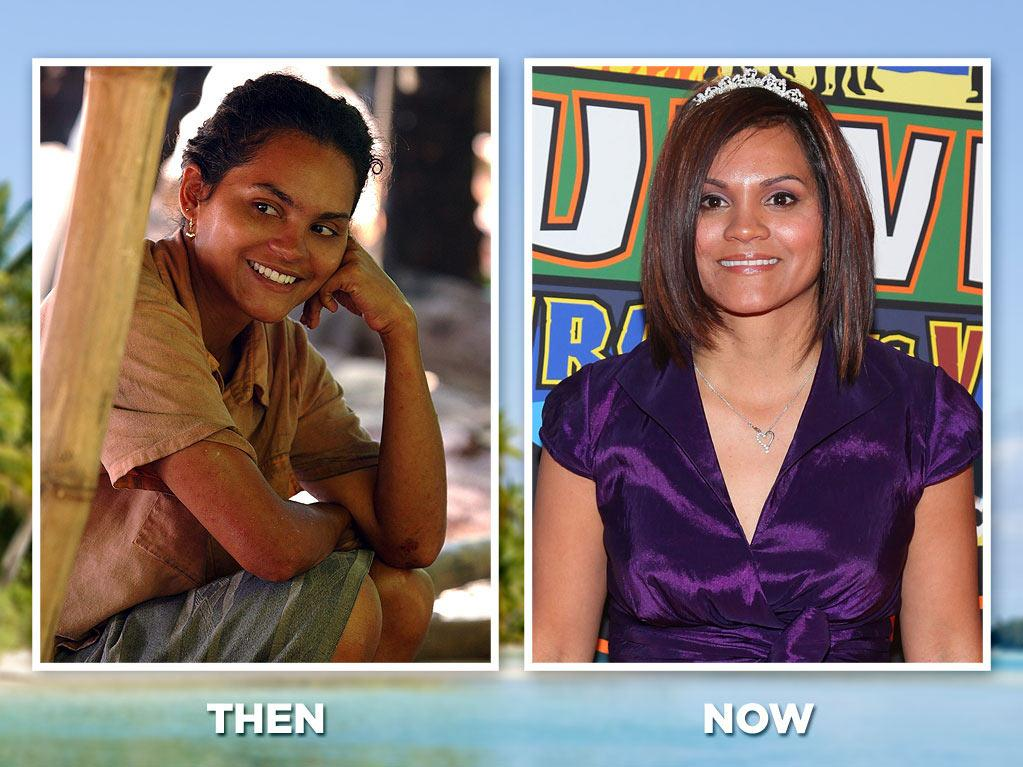 "Sandra Diaz-Twine, Season 7 (<a>Pearl Islands</a>) & Season 20 (<a>Heroes vs. Villains</a>): ""Survivor's"" only two-time champion has maintained a very low profile outside of her appearances on the show itself. She continues to live a normal life with her family in Fayetteville, N.C. No word if she has quit her job as a bank teller."