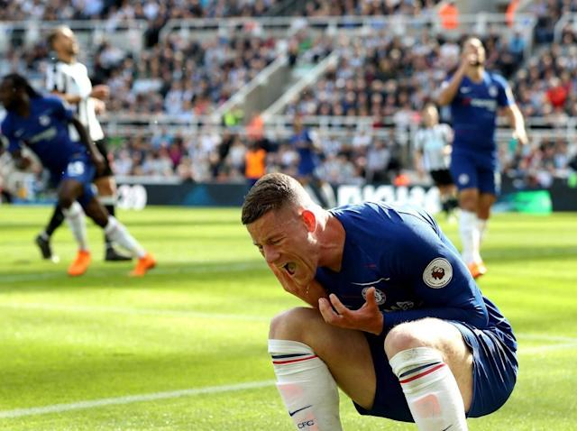 Newcastle United stun flat Chelsea in what could be Antonio Conte's last Premier League game