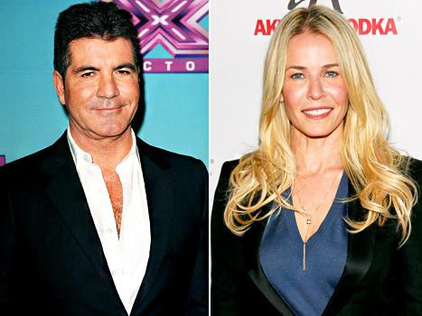 Simon Cowell's Affair With Lauren Silverman; Chelsea Handler's Emotional Family Discovery: Today's Top Stories