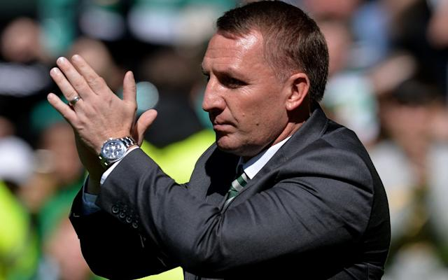"Brendan Rodgers has rebutted the allegation - frequently voiced in England - that the Scottish game is uncompetitive and substandard. Given that if Celtic beat Motherwell in Saturday's William Hill Scottish Cup final at Hampden Park Rodgers and his players will achieve an unprecedented double clean sweep of the domestic honours, his claim is likely to prompt the cynical comment: ""Well, he would say that, wouldn't he?"" And, of course, the Northern Irishman has an interest in portraying Celtic's achievements under his management as redemptive, after his tenure at Liverpool was cut short by dismissal in October 2015. Nevertheless, it is worth pointing out that if consecutive trebles were easy to accumulate, the feat would have been accomplished previously. In fact, the last occasion upon which it was possible fell a generation ago, when Walter Smith's Rangers were denied by Craig Brewster's strike for Dundee United in the 1994 Scottish Cup final. ""It's something you can't really change,"" Rodgers said. ""For as long as I can remember there has always been that view from the south that the game is better down there. ""The perception is never the reality. Coaches, managers and people within the game understand the complexities of trying to re-energise things after what we achieved last year. Players who ran 15m to press a ball last year might only want to do 10m this year, but you know you still have to get them going and pressing."" As for his own motivation, Rodgers cited anxiety about falling short of natural expectations. ""I said last year that at least, whenever the time came to leave here, I knew I wasn't a total disaster,"" he said. ""That is always the fear. You come into a club you support and you've got to be with friends and family for the rest of your life saying you were hopeless. ""It's a chance to create history in the club and that's great, but I haven't really thought about it too much. If we can get our sixth trophy in two seasons it would be absolutely amazing, but the thought is about performing in the game. Tom Rogic has signed a new five-year contract Credit: Jeff Holmes/PA Wire ""I tend to take the emotion out of it, because if you go down that road it can come back to you when you reach a point in the game where you have to make a decision."" Rodgers is unlikely to be forced into any dilemmas with regard to his starting selection, which all but picks itself, especially since Odsonne Edouard's injury removes the possibility that he might have begun the contest instead of Moussa Dembele. Tom Rogic's decision to sign a five-year extension to his current contract adds to Celtic's buoyancy, as does the knowledge that the Hoops have been over this course before. ""There is a different feeling this year because of that experience that the players have gained,"" Rodgers said. ""You can anticipate a bit more how it will all work out but, certainly, when we get up on Saturday morning knowing we are coming in to a really special occasion then, of course, the edge and the adrenalin will start to kick in. Celtic and Rodgers completed the first half of a possible 'double treble' by beating Aberdeen in the Scottish Cup final at Hampden last May Credit: Jane Barlow/PA Wire. ""We had a wonderful experience last year. It was fantastic to win it and to win the treble was a real special occasion. ""I've been really pleased with seeing that growth and development in the high-pressure games. The level of their football in those games and how they've stayed calm and controlled in them is key. When we first came a couple of years ago, there was a real trepidation around here for all the players, supporters, staff, workers at the club. ""It is a mindset that has changed. It doesn't guarantee that you are always going to win, but what it does is give you what we all want in life, which is a chance and an opportunity. I sense that even this week. ""It has been great to look back on some of my notes and plans from last year and see what my thoughts were. There is an equal focus, but we did it last year - we won the treble. That always gives you confidence and that level of control going into the game. ""I never say to the players, 'You've got to take this chance because it will be the only chance in your life' because part of me thinks, 'Do you not think you can do it again?' ""But there's no doubt there's an opportunity to write another chapter in the great history of the club. You think of the great history of Scottish football - in all the various eras and levels of players - and there's a reason why it's never been done."" Celtic (probable) (4-2-3-1)Gordon; Lustig, Boyata, Ajer, Tierney; Ntcham, Brown; Forrest, Rogic, McGregor; Dembele."