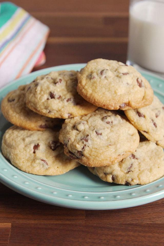 """<p>Look no further! We've got you covered for the perfect chocolate chip cookie recipe.</p><p>Get the recipe from <a rel=""""nofollow"""" href=""""http://www.delish.com/cooking/recipe-ideas/recipes/a50605/chocolate-chip-cookies-recipe/"""">Delish</a>.</p>"""