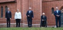 Germany celebrates 31st anniversary of its reunification, in Halle