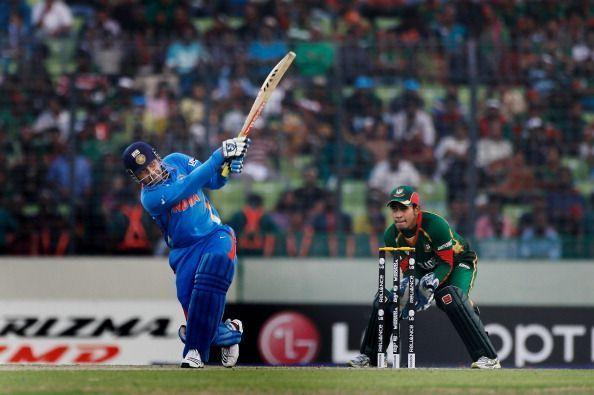 Sehwag could dismantle any bowling attack on his day