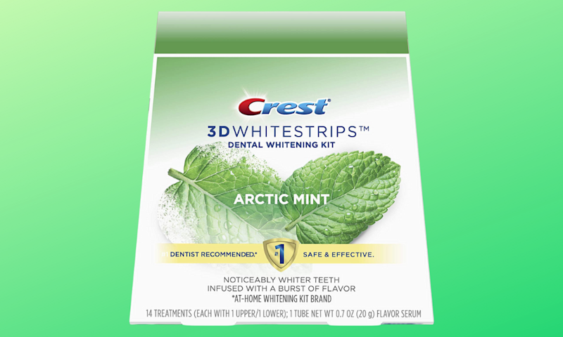 Whitening, with a side of minty freshness (Photo: Amazon)