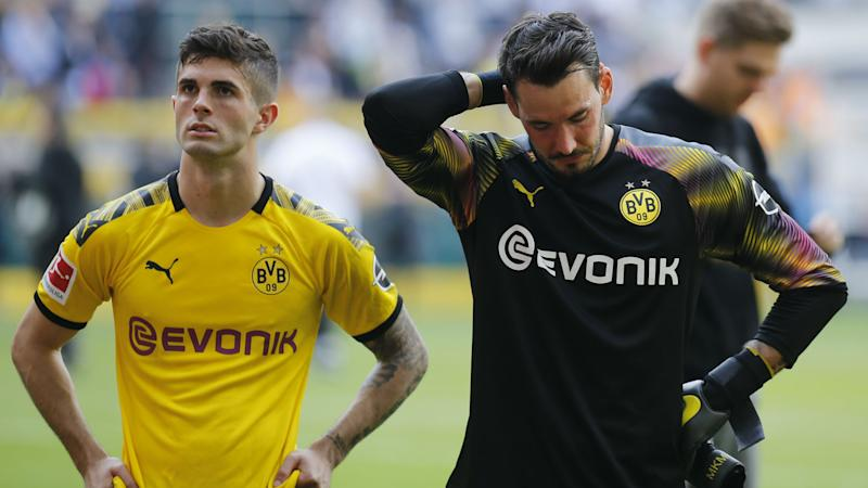 'We did not give up hope' - Favre left disappointed after Dortmund miss out on title