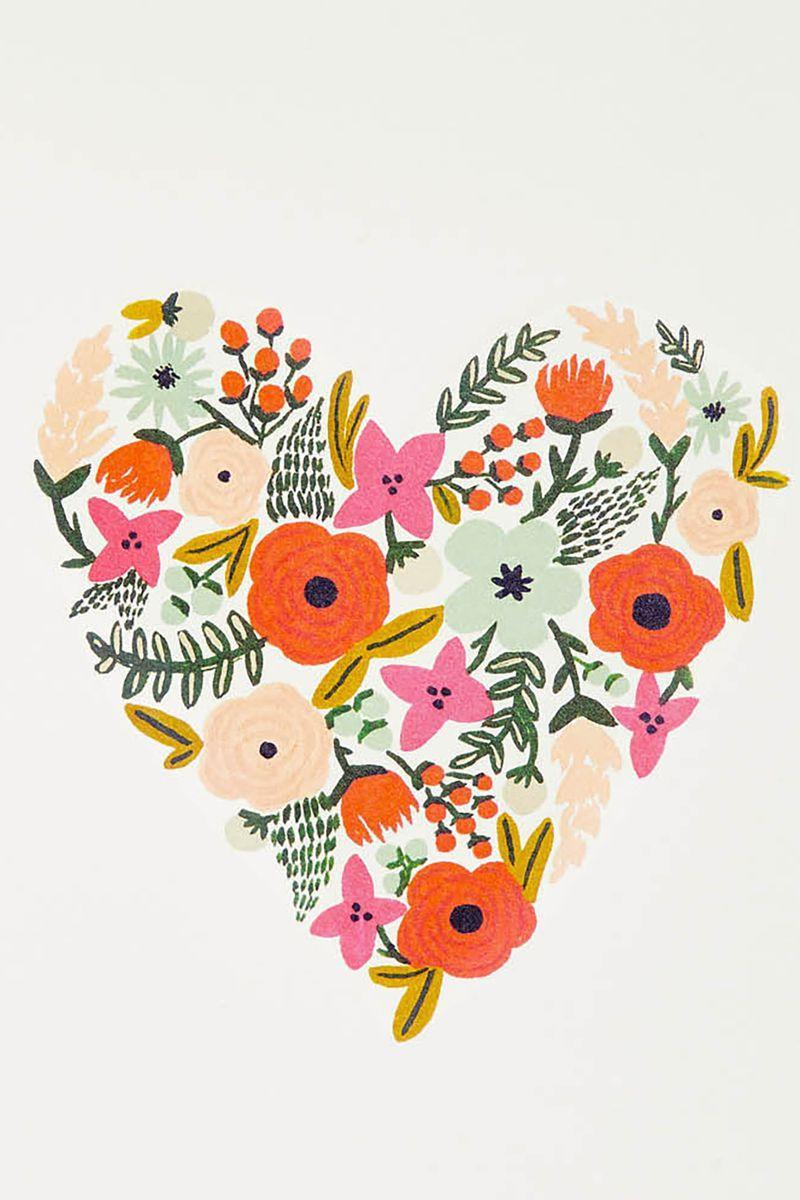 "<p><strong>RIFLE PAPER Co.</strong></p><p>riflepaperco.com</p><p><strong>$5.00</strong></p><p><a href=""https://riflepaperco.com/floral-heart-greeting-card/"" rel=""nofollow noopener"" target=""_blank"" data-ylk=""slk:SHOP NOW"" class=""link rapid-noclick-resp"">SHOP NOW</a></p><p>Add a touch of love to her stationary collection with these cute holiday <a href=""https://www.womansday.com/home/crafts-projects/how-to/g2160/valentines-day-cards/"" rel=""nofollow noopener"" target=""_blank"" data-ylk=""slk:greeting cards"" class=""link rapid-noclick-resp"">greeting cards</a>.</p>"