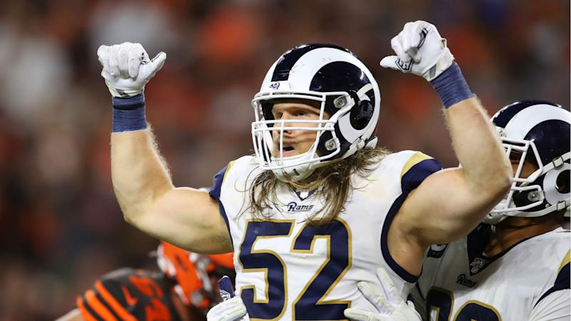 Clay Matthews cleared to feature for Rams against Steelers
