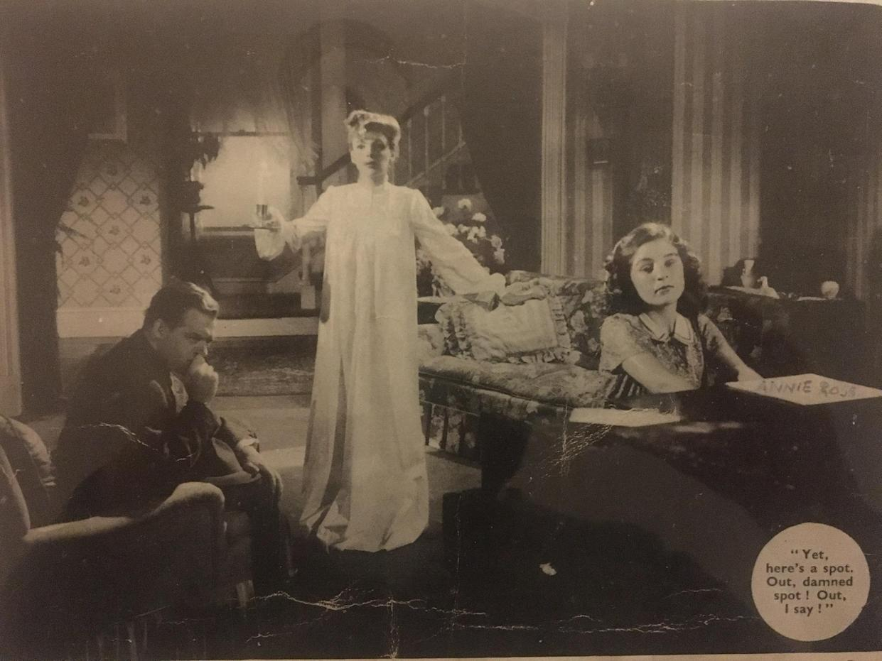 Production still for Presenting Lily Mars