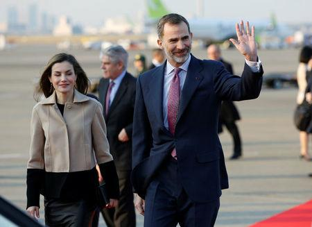 Spanish royal visit to UK to shift due to early election