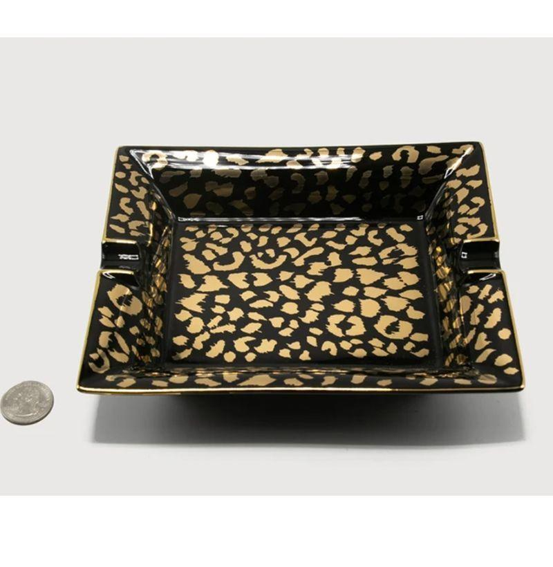 """<p><strong>Wacko Maria</strong></p><p>unionlosangeles.com</p><p><strong>$108.00</strong></p><p><a href=""""https://store.unionlosangeles.com/products/leopard-ashtray-type-3?refSrc=4397604077645&nosto=productpage-nosto-2&variant=31517505880141"""" rel=""""nofollow noopener"""" target=""""_blank"""" data-ylk=""""slk:Buy"""" class=""""link rapid-noclick-resp"""">Buy</a></p><p>A leopard-print style sold by one of the best boutiques in the world (and a black-owned <a href=""""https://www.esquire.com/preview/eyJpZCI6IjEwYWY1MzcyLTc3NDktNDhjMy04NDgxLTQ2ZWRhYmIwYTYyNCIsInR5cGUiOiJjb250ZW50IiwidmVyc2lvbiI6MCwidmVyc2lvbmVkIjpmYWxzZSwidmVyc2lvbl9jcmVhdGVkX2F0IjoiIn0=/"""" rel=""""nofollow noopener"""" target=""""_blank"""" data-ylk=""""slk:business"""" class=""""link rapid-noclick-resp"""">business</a>, to boot.)</p>"""