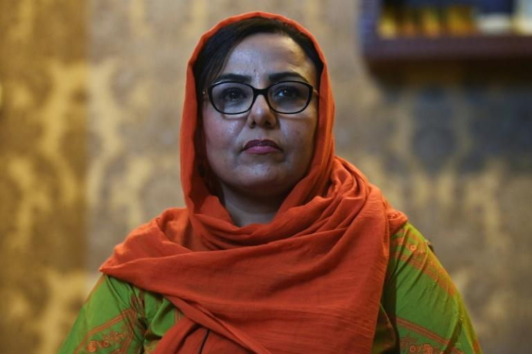 As the Taliban seizes large swathes of the country, Mary Akrami fears for the safety of the women at her shelters for survivors of domestic violence